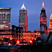 Cleveland Has 11th-Highest Levels of Light Pollution in the U.S., According to Study