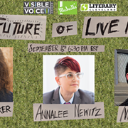 Mahall's, Visible Voice Books and Literary Cleveland Team Up For Virtual Event About the Future of Live Music
