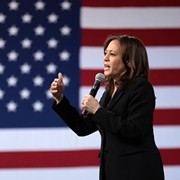Kamala Harris No Longer Coming to Cleveland Friday After Some Staff Test Positive for Covid