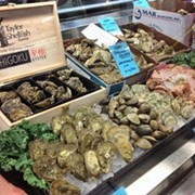 Kate's Fish Expands its Seafood Footprint at the West Side Market with New West Side Seafood Stand