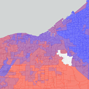 How Did Your Precinct in Cuyahoga County Vote in the Presidential Election? This Map Will Tell You