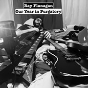 Local Singer-Songwriter Ray Flanagan To Release EP Recorded in Quarantine