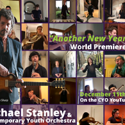 Michael Stanley Collaborates with Contemporary Youth Orchestra