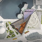 Rock Hall Unveils Plans for $100 Million Expansion