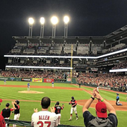 Cleveland Baseball Team Hopes to Welcome Some Fans Back to Progressive Field in April
