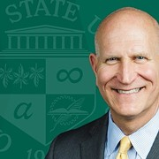 CSU President Harlan Sands Gets Contract Extension to 2026