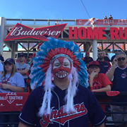 Cleveland Baseball Team Will Not Allow Fans With Red-Face, Native American Headdresses in Stadium