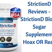 StrictionD Reviews - Does StrictionD Advanced Formula Work?