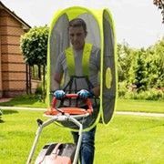 As Billions of Cicadas Get Ready to Emerge, an Ohio Company Releases a Wearable Bug-Screen Pod
