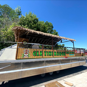 Cle Tiki Barge Adds a 30-Seat Barge to Fleet to Add to Your Summertime Fun