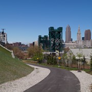Redline Greenway is Now Open, and it's an Instant Cleveland Gem