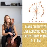 Local Singer-Songwriter Diana Chittester Announces Friday Night Residency at Western Reserve Distillers