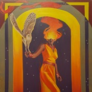 Negative Space Gallery Features Imaginative Series by Puerto Rico Native Ray Rodríguez