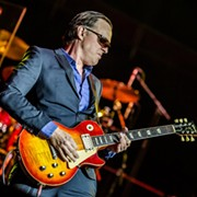Joe Bonamassa To Perform at Youngstown's Covelli Centre in November