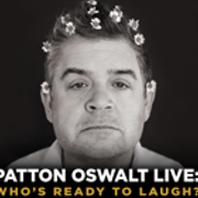 Patton Oswalt To Perform at Agora in December