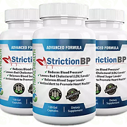 Striction BP Reviews [2021] – Is Strictionbp Ingredients Effective? Any Side Effects and Complaints?