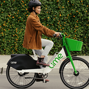 Lime E-Bikes Now Available in Cleveland