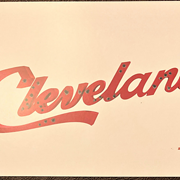 Kucinich Campaign Says Bloody Cleveland Sign Made its Point, Won't Use Again