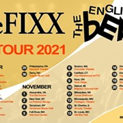 The Fixx and English Beat To Play Kent Stage in November