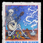 Oregon Space Trail of Doom To Play Release Party on Saturday at Winchester