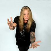 Sebastian Bach Coming to MGM Northfield Park — Center Stage in November