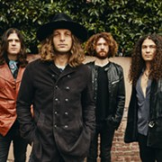 In Advance of Next Week's Show at Blossom with the Black Crowes, Dirty Honey Singer Talks About His Classic Rock Influences