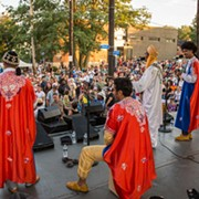Cleveland Museum of Art's City Stages Concert Series Returns This Month