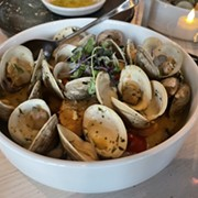 Acqua di Luca Bucks the Trends and Brings Fresh Life to the Warehouse District