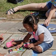 Annual Chalk Festival To Return to Cleveland Museum of Art in September