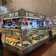 Kate's Fish Taking a Two-Week Break at the West Side Market, Which Continues to Have Issues