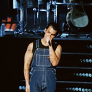 Photos From Last Night's Jonas Brothers Concert at Blossom Music Center