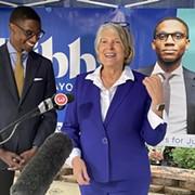 Former Cleveland Mayor Jane Campbell Endorses Justin Bibb in Mayor's Race