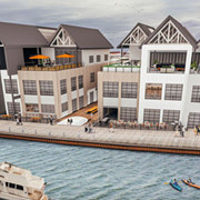 Forward Hospitality Partners With Country Music Star Chase Rice to Open Live-Music Venue Welcome to the Farm in Flats East Bank
