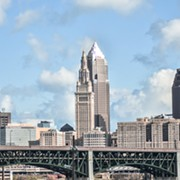 Study: Clevelanders Freaking Love Taking Pictures of Our Three Buildings