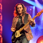 Prog Rockers Rush Up Their Game for Current Tour