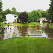 June Rainfall Inches Toward All-Time Record in Cleveland