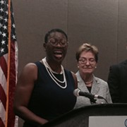 """GOP Seeking Support in Cleveland. Nina Turner's Countermeasure: """"Find that Heart-Soul Connection"""" with Voters"""