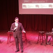 Rick Santorum, Steelers Fan, Dissed the Browns after Happy Hour Debate