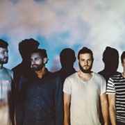 Local Indie Rockers the Lighthouse and the Whaler Return with Their Most Ambitious Album Yet
