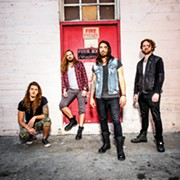 Band of the Week: Red Sun Rising