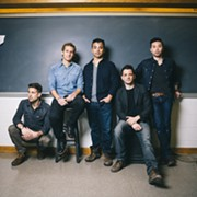 O.A.R. Revisits its Early Days with 'The Rockville LP'