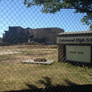 This is What the Demolished Lakewood High School Looks Like