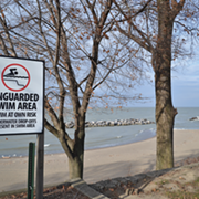 Polensek Wants EPA to Figure Out What the Heck is Wrong with Euclid Beach Water Quality