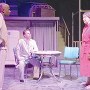 Greg White Leads a Fine Cast in a Splendid Rendition of Arthur Miller's 'Death of a Salesman'