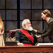 The Regent Is Playing Checkers While the Others Are Playing Chess in 'King Lear' at Great Lakes Theater