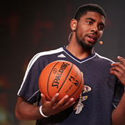 Kyrie Irving Talks to GQ About His Love of 'Rent' and Joey from 'Friends'