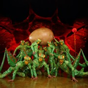 Cirque du Soleil Brings New Act to Cleveland in 2016