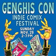 Genghis Con Shines Light on Rust Belt Comics and Cartoonists