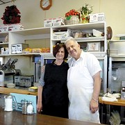 Sal Mansour of Sal's Menu Restaurant Has Been on the Line Seven Days a Week for More Than 30 Years