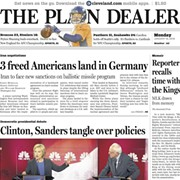 """Fresher, More Streamlined"" Plain Dealer Debuts Today"